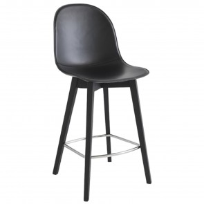 ACADEMY WOOD STOOL, by CONNUBIA BY CALLIGARIS