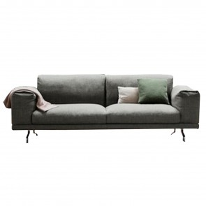 POLDO LINEAR SOFA, by DALL'AGNESE