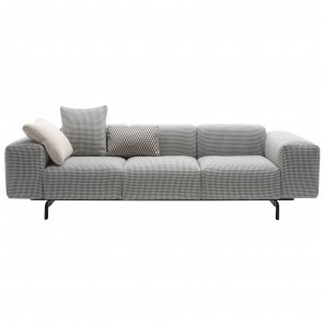 LARGO LINEAR SOFA, by KARTELL