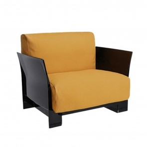 POP ARMCHAIR, by KARTELL