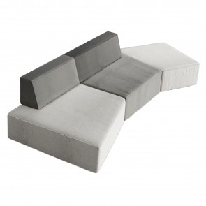 SLIDE SOFA, by LAGO