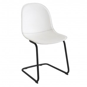 ACADEMY CURVED SLED LEGS, by CONNUBIA BY CALLIGARIS