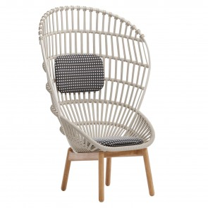 CALA TEAK CLUB ARMCHAIR, by KETTAL