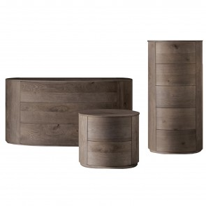 CHRISTAL BEDROOM SET, by DALL'AGNESE