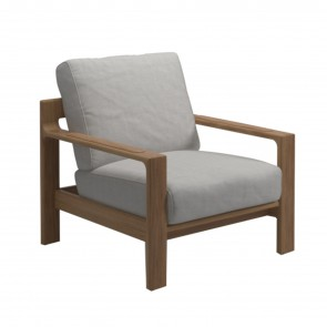 LOOP LOUNGE CHAIR, by GLOSTER