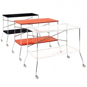 FLIP FOLDING TROLLEY, by KARTELL