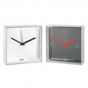 TIC&TAC TABLE CLOCK, by KARTELL