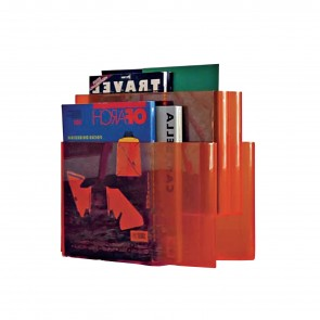 MAGAZINE RACK, by KARTELL