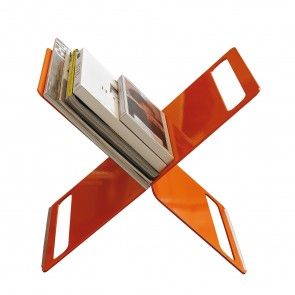 XBOOK MAGAZINES RACK, by OFFICINANOVE