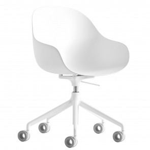 ACADEMY ARMCHAIR WITH WHEELS CB/2145, by CONNUBIA