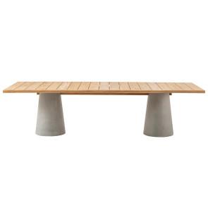 Tavolo rettangolare DINE OUT di Cassina