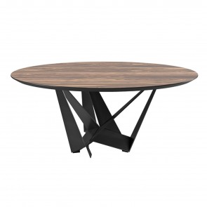 SKORPIO ROUND WOOD  , by CATTELAN ITALIA