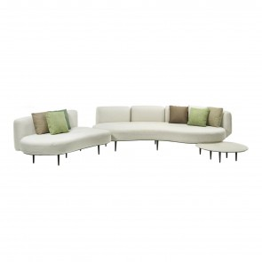 ORGANIX LOUNGE MODULAR SOFA, by ROYAL BOTANIA