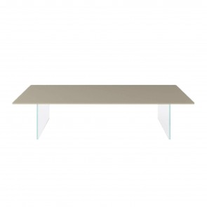 AIR GLASS COFFEE TABLE , by LAGO