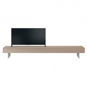 1041 MATERIA TV UNIT, by LAGO