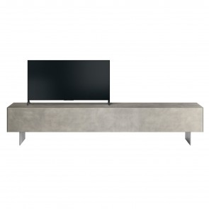 1046 MATERIA TV UNIT, by LAGO
