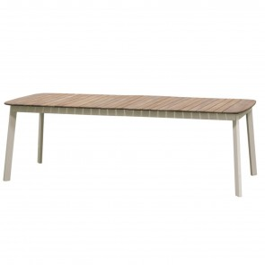 SHINE EXTENSIBLE TABLE, by EMU
