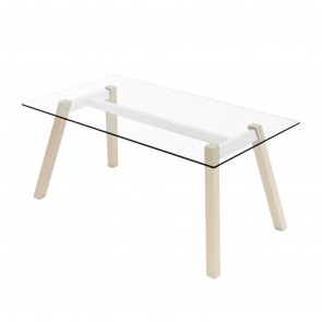 T-TABLE CONNUBIA, by CONNUBIA BY CALLIGARIS