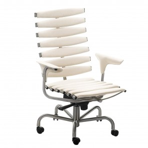 DS-2100 CHAIR WITH ARMRESTS, by DE SEDE