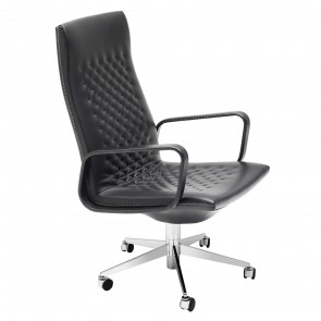 DS-1051 CHAIR WITH ARMRESTS, by DE SEDE