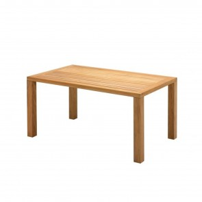 SQUARE FIXED TABLE, by GLOSTER