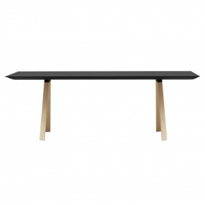ARKI TABLE WOOD, by PEDRALI