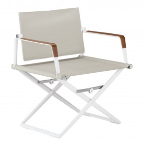 SEAX LOUNGE CHAIR, by DEDON