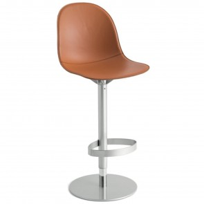 ACADEMY STOOL WITH GAS LIFT, by CONNUBIA BY CALLIGARIS