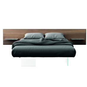 AIR WILDWOOD WALL-MOUNTED BED , by LAGO