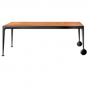 BIG WILL EXTENSIBLE TABLE, by MAGIS