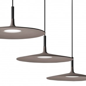 APLOMB LARGE SUSPENSION LAMP, by FOSCARINI