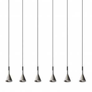 APLOMB MINI SUSPENSION LAMP, by FOSCARINI