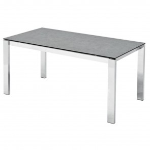BARON FIXED TABLE, by CONNUBIA BY CALLIGARIS