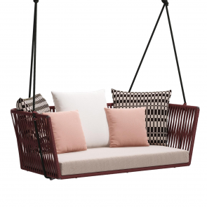 BITTA 2 SEATER SWING, by KETTAL