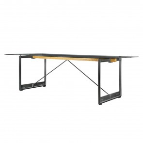 BRUT FIXED TABLE, by MAGIS