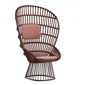 CALA CLUB ARMCHAIR, by KETTAL