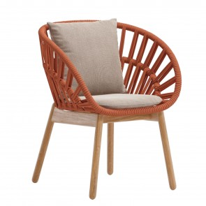 CALA ARMCHAIR, by KETTAL