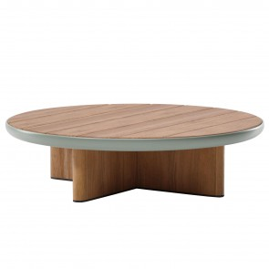 CALA TEAK COFFEE TABLE, by KETTAL