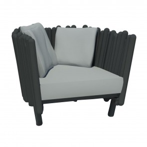 CANISSE ARMCHAIR, by SERRALUNGA
