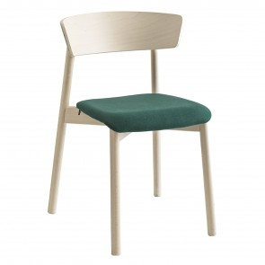 CLELIA COVERED CHAIR CB/2120, by CONNUBIA