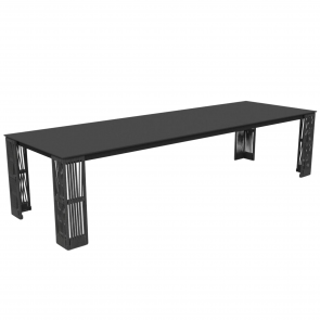 CLIFF EXTENSIBLE TABLE, by TALENTI ICON