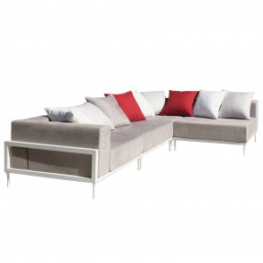 CLEO ALU MODULAR SOFA, by TALENTI ICON
