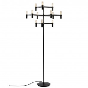 CROWN FLOOR LAMP, by NEMO