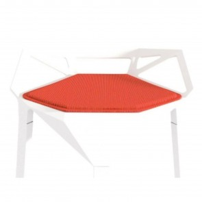STOOL ONE CUSHION, by MAGIS