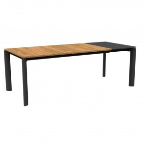 DOMINO EXTENSIBLE  TABLE, by TALENTI ICON