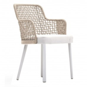 EMMA CHAIR WITH ARMRESTS, by VARASCHIN