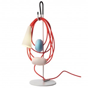 FILO TABLE LAMP, by FOSCARINI