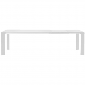 GRANDE ARCHE WHITE EXTENSIBLE TABLE, by FAST
