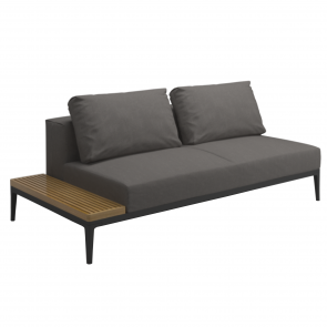 GRID MODULAR SOFA, by GLOSTER