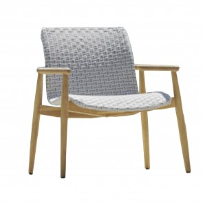 LAPIS LOUNGE ARMCHAIR, by VARASCHIN
